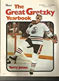 Front cover for the book The Great Gretzky by Terry Jones