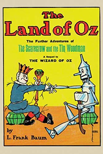ArtParisienne The Land of Oz L. Frank Baum John R. Neill 24x36-inch Wall Decal