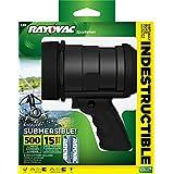 Rayovac Sportsman Virtually Indestructible 500 Lumen 6AA LED Spotlight with Batteries (OT6AASP-B)