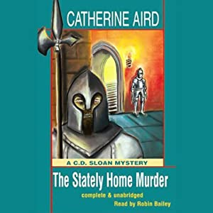 The Stately Home Murder Audiobook
