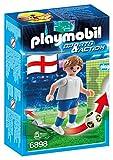 Playmobil - 6898 - Joueur de foot Anglais