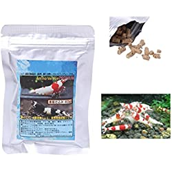 Stebcece Snow Natto Shrimp Food for Aquarium