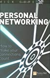 Personal Networking, Mick Cope, 0273663593