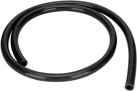 YUYUQ 1m Water Cooling Tubing Hose 8X12mm for PC CPU CO2 Computer Cooler System