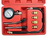 Petrol and Diesel Fuel Pump Pressure Tester / Meter 0 - 300 PSI