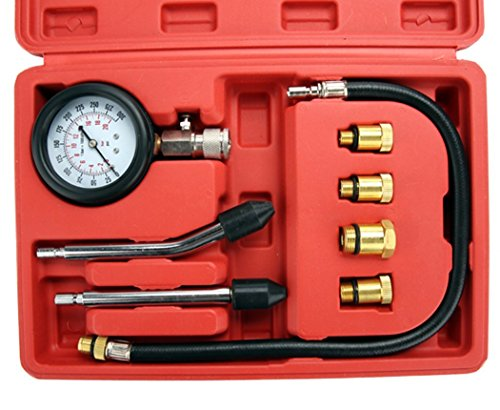Petrol and Diesel Fuel Pump Pressure Tester / Meter 0 - 300 PSI by CISUNG (Image #1)