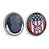 US Air Force Oath of Enlistment Challenge Coin for