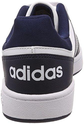 Unisexes De Pour Enfants Hoops Gritre Adidas 000 ftwbla Maruni Vs 2 Gymnastique 0 K Chaussures Blanches pTwHCxRwqf