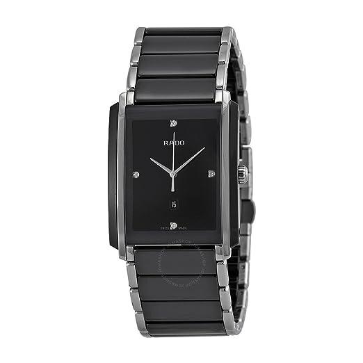 RADO INTEGRAL JUBILE RELOJ DE HOMBRE DIAMANTE CUARZO R20206712: Amazon.es: Relojes