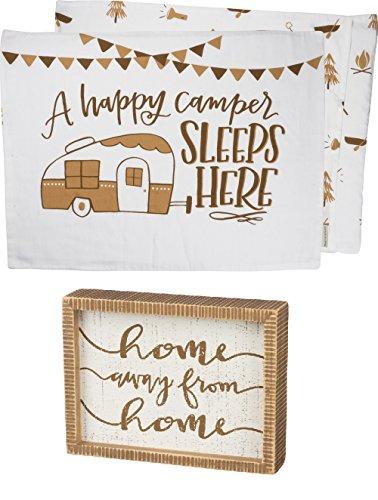 camper sweet camper sign - 6