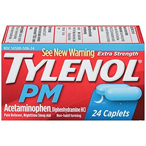 Tylenol pm in dogs