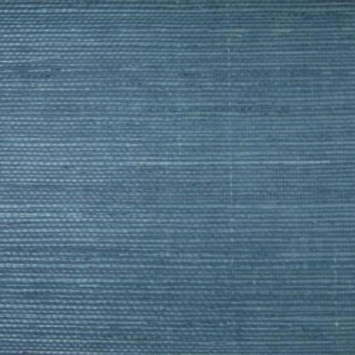 York Wallcoverings CL1029 Tropics Sisal Wallpaper, Teal, Deep Blue by York Wallcoverings