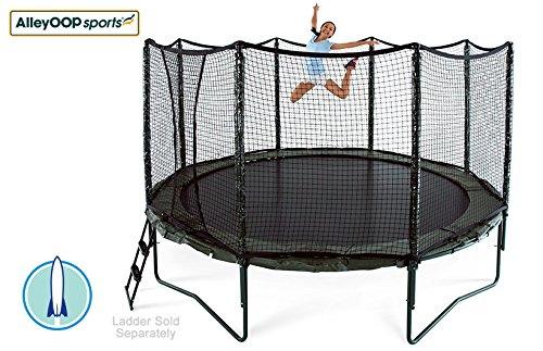 JumpSport AlleyOOP PowerBounce Trampoline