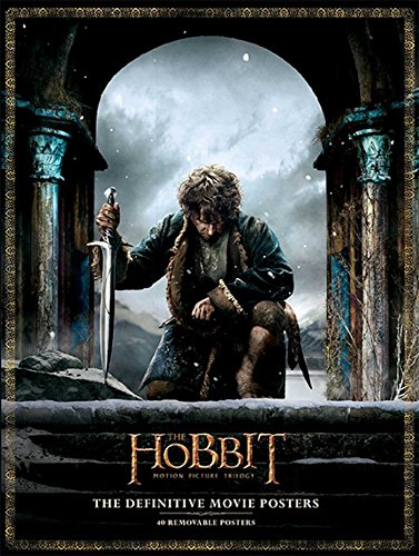 Book Red Poster (The Hobbit: The Definitive Movie Posters (Insights Poster Collections))