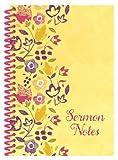 Sermon Notes (Cover 2), , 1624166458