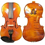 Guarneri style SONG Brand inlay maple leaf Master 15 1/2'' viola #9610