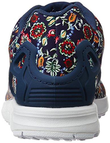Ftwr Dark Multicolore St St Flux ZX Donna F13 Slate Slate Sneaker F13 White Dark adidas wIqvaOTO