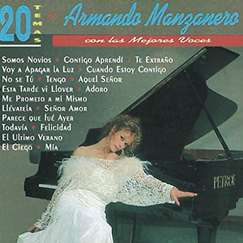 ... 20 Poemas de Armando Manzanero