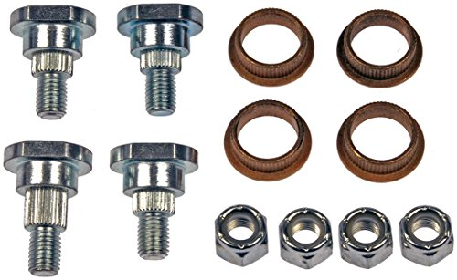 [Dorman 38493 Door Hinge Pin and Bushing Kit] (Firebird Door Hinge Pin)
