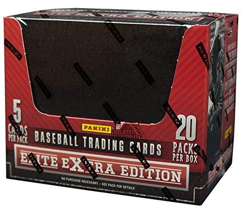 (2015 Panini Elite Extra Edition Baseball Hobby Box)