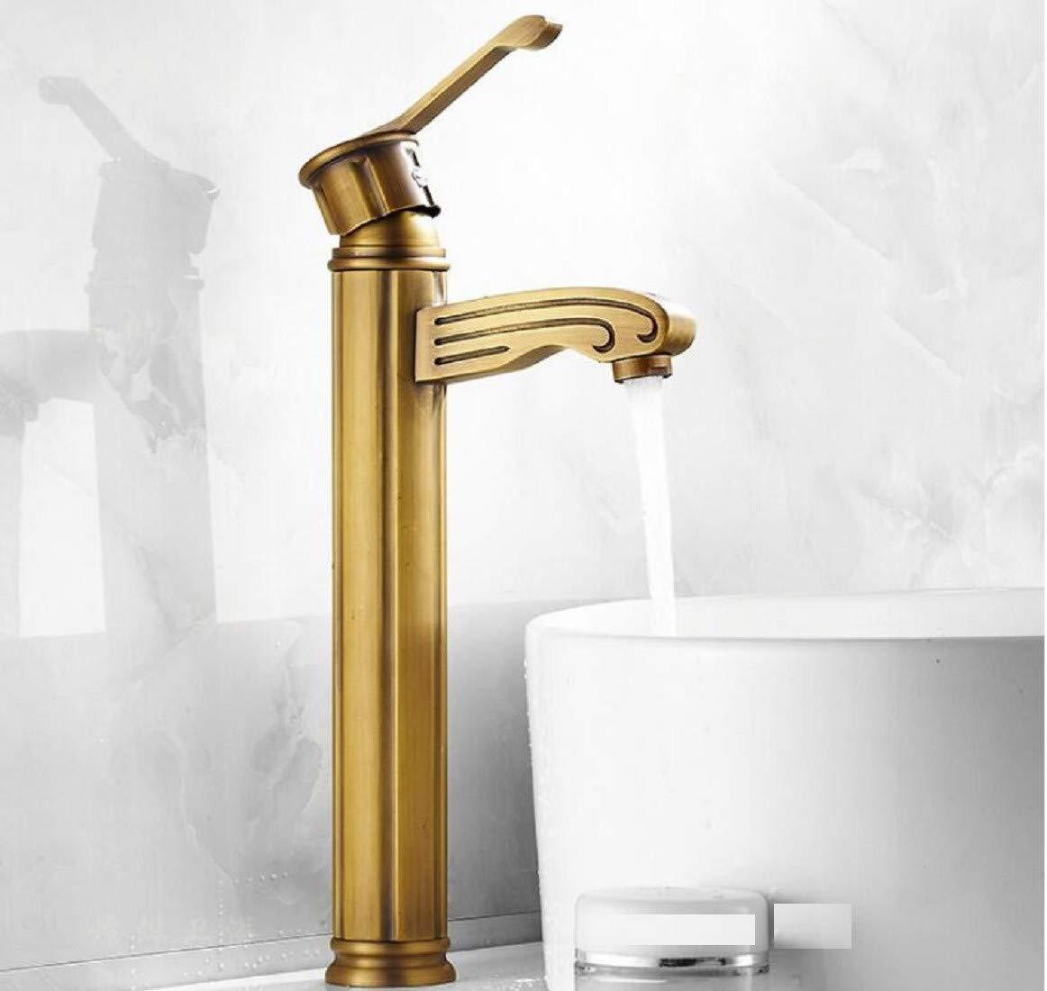 Wasserhahn bad Waschtischarmatur antike becken bad antikes bad becken kalten und warmen einzigen kalten wasserhahn.