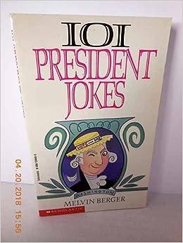 Book 101 President Jokes