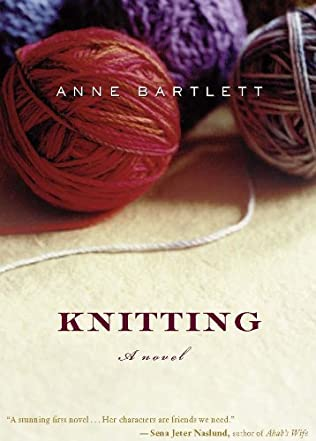 book cover of Knitting