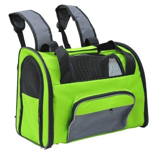 Pawhut Travel Carrier Shoulder Backpack