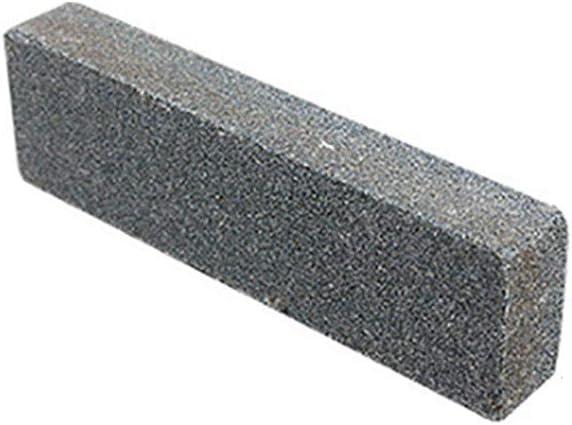Vndeful 1 Pcs Carry Mini Grindstone Whetstone Alumina Whetstone Strips Black Silicon Carbide Green Silicon Carbide Outdoor Grindstone