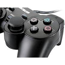 Joypad Multilaser c/ Dual Shock JS10210 p/ PC