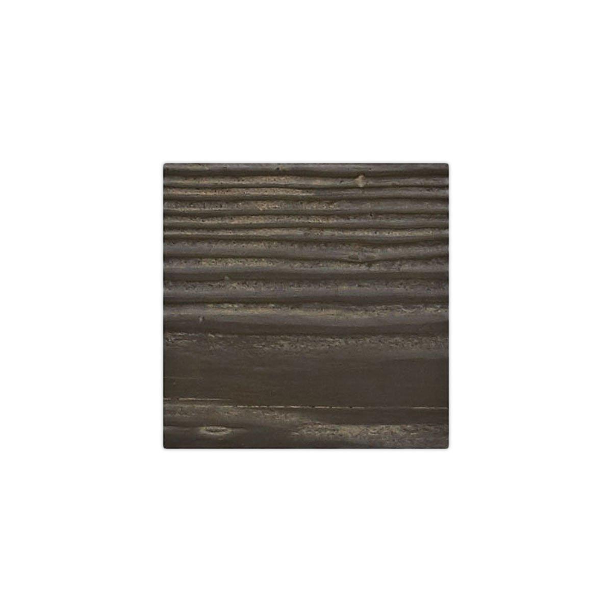 Puritan Pine Finish Ekena Millwork BMSDPP-SAMPLE 6W x 6H x 12L 3-Sided Sandstone Endurathane Faux Wood Ceiling Beam Sample