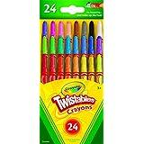 Crayola 24 Ct Mini Twistables Crayons