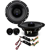 CL-6CXMB.2 6.5 CDT Audio 2 Ohm Enhanced Bass Component/Coaxial Speaker Pair