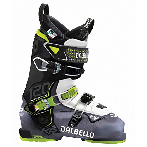Dalbello Krypton Ski Boots (Dalbello Krypton AX 120 Ski Boots 2018 - 27.5/Black Transparent-White)