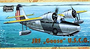 Sword 1:72 JRF Goose USCG Plastic Aircraft Model Kit #72011SE