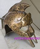 Medieval Gladiator Maximus Arena Helmet Armor Movie Helmet Replica