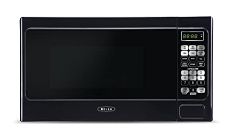Amazon.com: Bella bmo07abtbkb 700 W Compact Digital Horno de ...