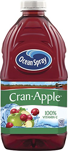 Ocean Spray Cranberry Mango Juice Drink, 64 Fluid Ounce (Pack of 8) 1 (1) 8-Pack of 64 Ounce bottles (512 ounces) No artificial flavors, sweeteners, or preservatives No high fructose corn syrup