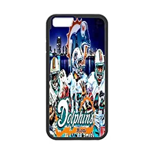 iPhone6 Plus 5.5 inch Phone Case Black Dolphin WQ5RT7477976