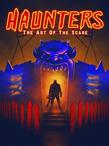 Haunters: The Art of the (Halloween Maze 2017)