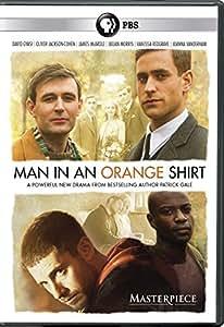 Masterpiece: Man in an Orange Shirt DVD