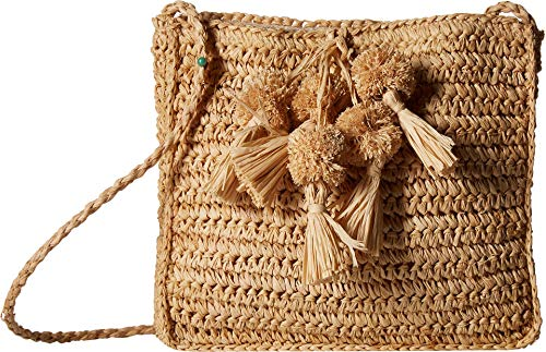 Hat Attack Women's Essential Crossbody Natural/Natural One Size