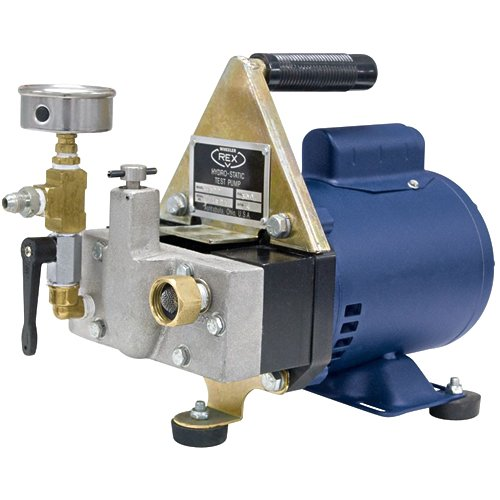 Wheeler-Rex 39300 Electric Hydrostatic Test Pump