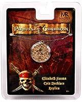 Master Replicas Pirates of the Caribbean II Prop Replica Elizabeth Swann's Necklace
