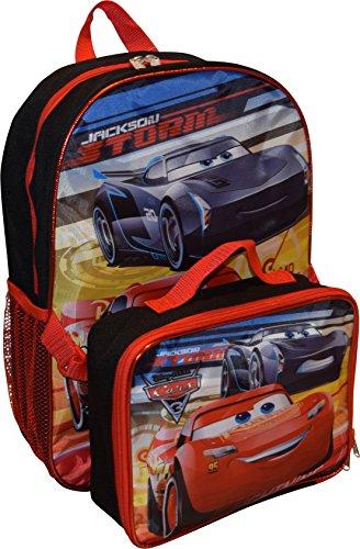 Disney Pixar Cars Jackson & Lightning McQueen 16