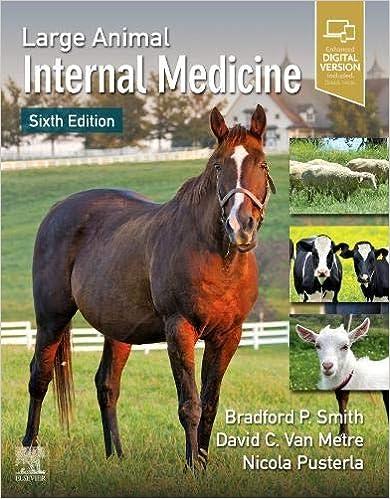 Large Animal Internal Medicine 6th Edition E-Book