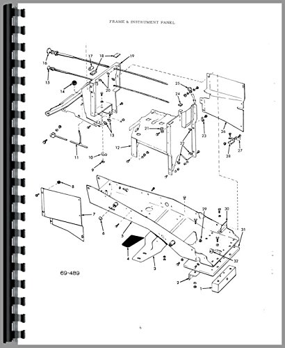allis chalmers ca wiring diagram  wiring  wiring diagram