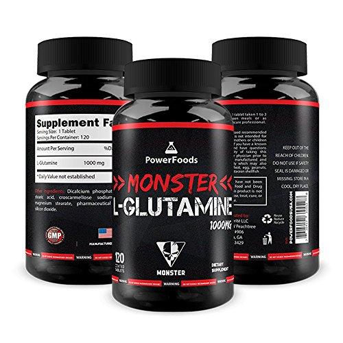 ronnie coleman glutamine - 6