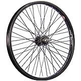 Taylor Wheels 20 pouces BMX roue avant vélo noir 48 axe traversant noir