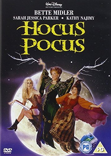 Hocus Pocus |USA Non-Compatible Product| Region -